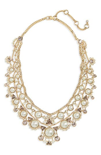 Women's Givenchy Chelsea Drama Collar Necklace