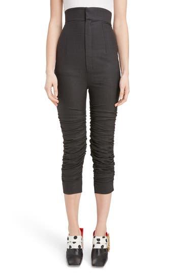 Women's Jacquemus Ruched Cigarette Pants