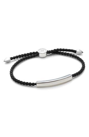 Women's Monica Vinader Men's Linear Friendship Bracelet