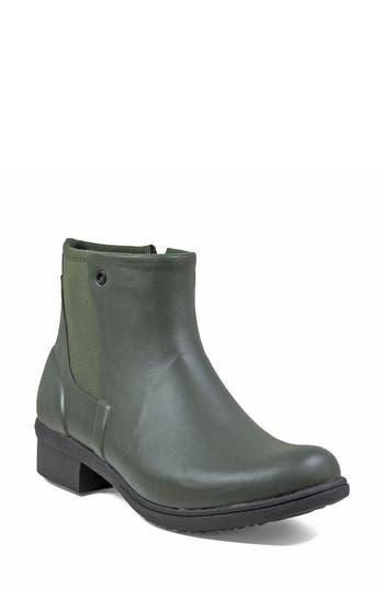 Bogs Auburn Insulated Waterproof Boot, Green