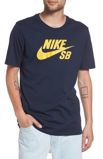 Nike  NIKE 'SB LOGO' T-SHIRT