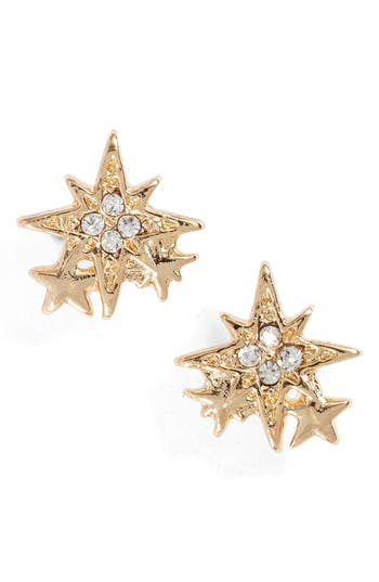 Women's Rebecca Minkoff Stargazing Stud Earrings
