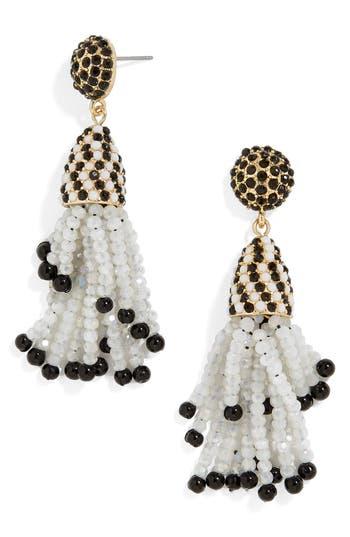 Women's Baublebar Adelina Tassel Earrings