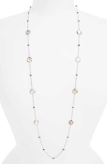 Women's Ippolita 'Rock Candy - Mini Lollipop' Long Station Necklace