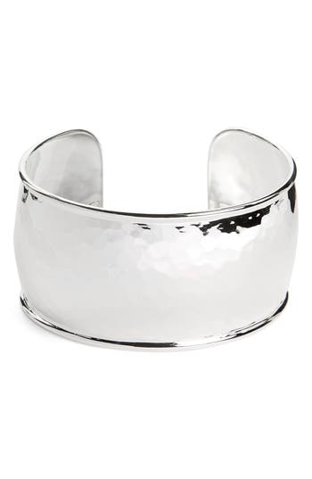Women's Ippolita 'Goddess' Hammered Cuff