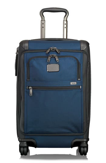Tumi Bags ALPHA 2 22-INCH INTERNATIONAL CARRY-ON - BLUE