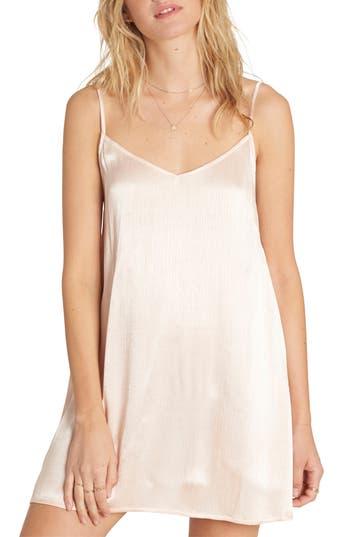 Women's Billabong Sunset Slipdress, Size X-Small - Pink