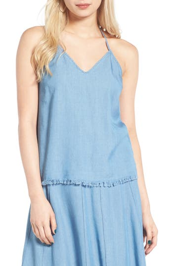 Women's St. Studio Denim Camisole