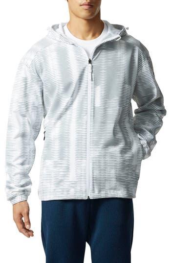 Men's Adidas Woven Windbreaker