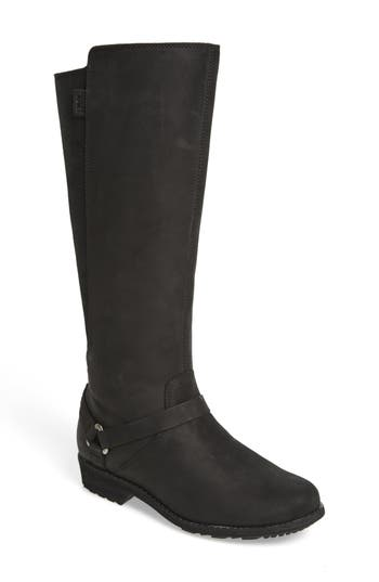 Teva De La Vina Waterproof Boot, Black