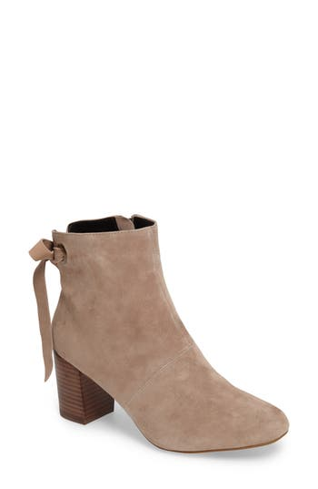 Sole Society Roxbury Bootie- Brown