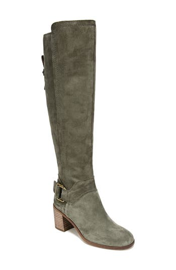 Sarto By Franco Sarto Mystic Knee High Boot, Green