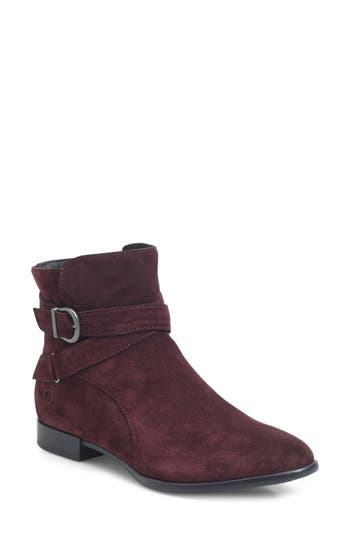B?rn Easton Bootie- Burgundy