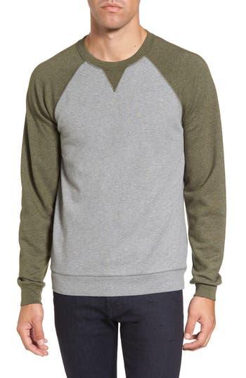 Men's Tailor Vintage Colorblock French Terry Sweatshirt