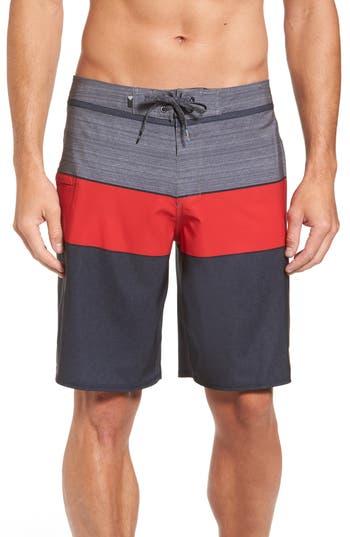 Quiksilver Everyday Blocked Board Shorts, Black