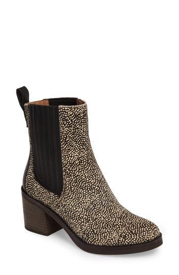 Women's Ugg Camden Genuine Calf Hair Chelsea Boot