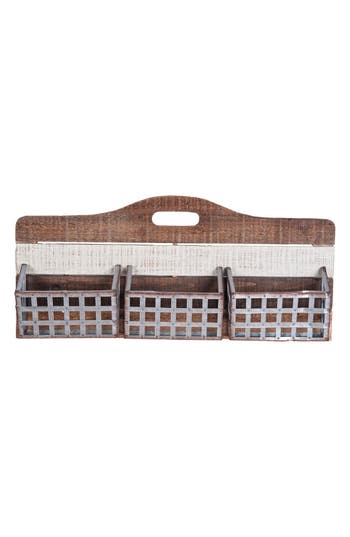 Foreside Basket Wall Art