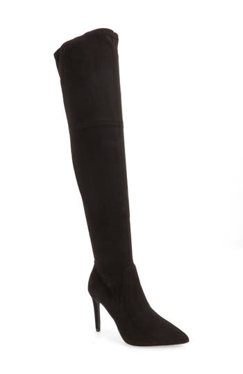 Bp. Fab Nara Over The Knee Boot, Black