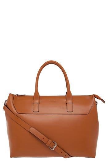 Lodis Audrey Wilhelmina Leather Work Satchel -