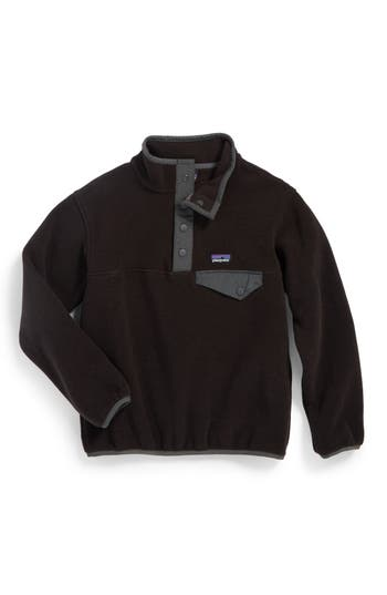 Boy's Patagonia Synchilla Snap-T Fleece Pullover
