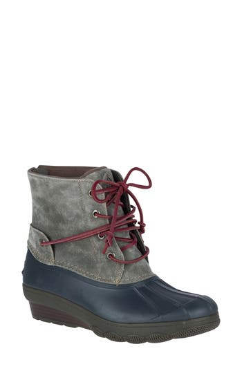 Sperry  SALTWATER TIDE WEDGE BOOT
