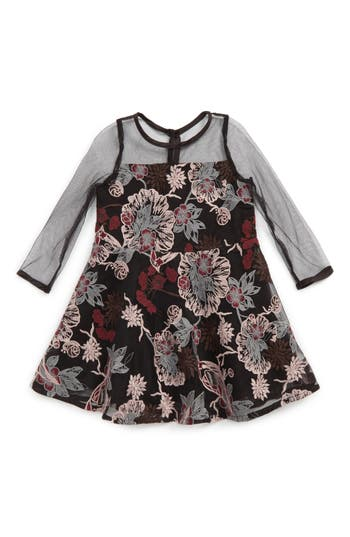 Toddler Girl's Bardot Junior Lace Dress