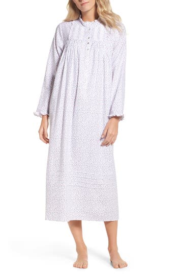 Victorian Nightgowns, Nightdress, Pajamas, Robes Womens Eileen West Nightgown $88.00 AT vintagedancer.com