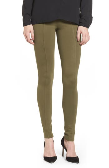 Sentimental Ny Ponte Leggings, Green