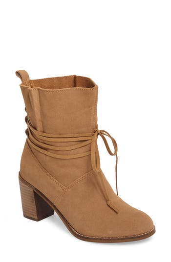 Toms Mila Bootie, Brown