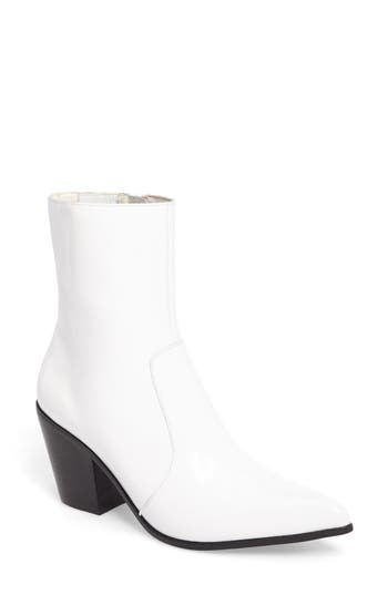 Jeffrey Campbell Ace Bootie, White