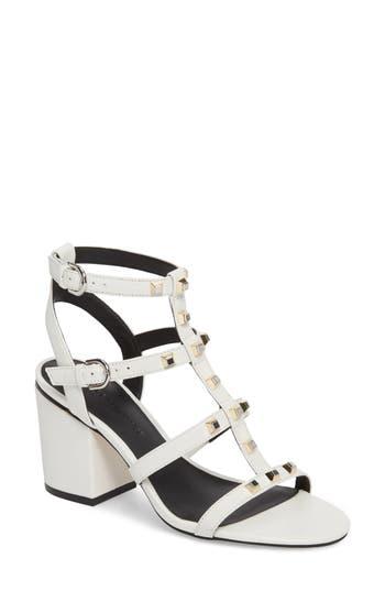 Rebecca Minkoff Lenore Sandal, White