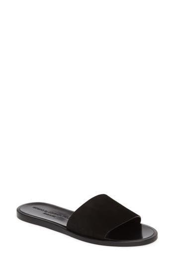 Women's Common Projects Slide Sandal, Size 5US / 35EU - Black