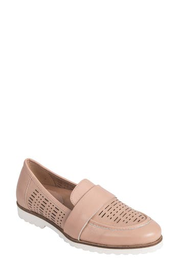 Earth Masio Loafer- Pink