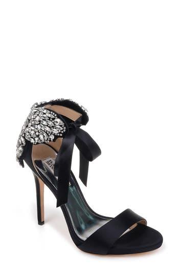 Women's Badgley Mischka Hilda Crystal Embellished Sandal
