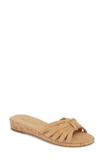 Women's Splendid Faith Sandal, Size 6 M - Beige