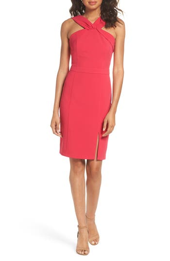 Adelyn Rae WANDA SLEEVELESS SHEATH DRESS