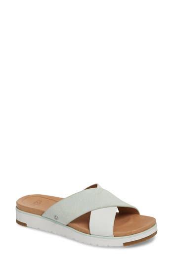 Women's Ugg 'Kari' Sandal, Size 6 M - Blue