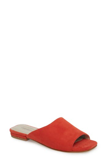 Vagabond Becky Slide Sandal, Coral