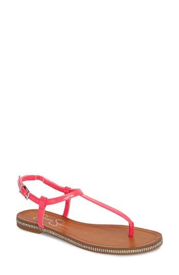 Jessica Simpson Brimah Sandal, Pink