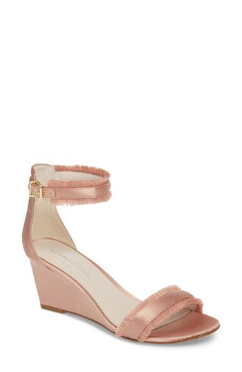 Women's Kenneth Cole New York Davis Sandal, Size 6 M - Pink