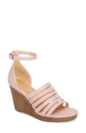 Coconuts By Matisse Kiera Wedge Sandal, Pink
