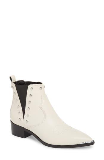 Marc Fisher Ltd Yente Chelsea Boot, White