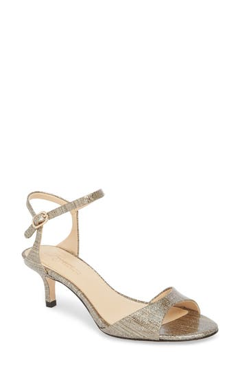 Imagine By Vince Camuto Keire Sandal, Metallic
