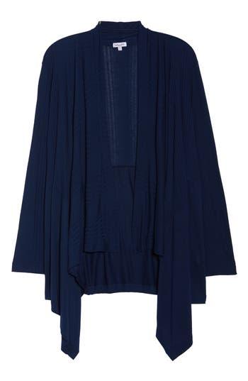 Splendid Pajama Cardigan, Blue