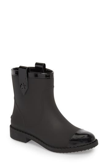 Jimmy Choo Edie Rain Boot, Black