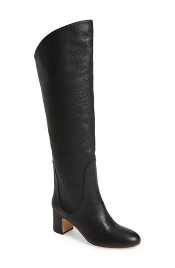 Splendid Nick Knee High Boot, Black