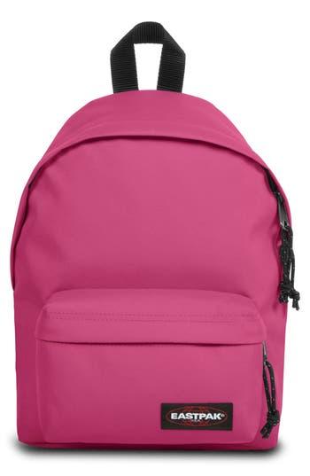 Eastpack Orbit Canvas Backpack - Pink