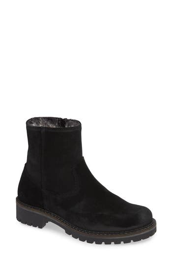 Bos. & Co. Host Faux Fur Lined Boot - Black