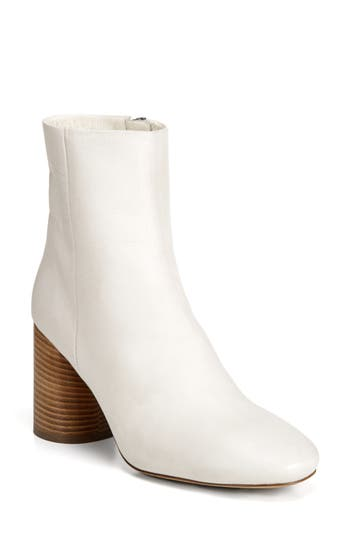Vince Ridley Bootie, White