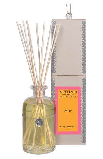 Votivo Aromatic Reed Diffuser, Size One Size - Orange